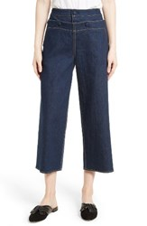 Harvey Faircloth Women's Crop Sailor Jeans