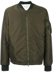 Universal Works 'Military One' Jacket Green