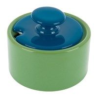 Jansen And Co My Sugar Bowl Green Blue