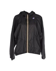 K Way Coats And Jackets Jackets Women Black