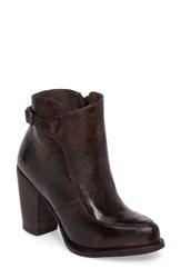 Bed Stu Women's 'Isla' Stacked Heel Boot Tiesta Di Moro Dip Dye Leather