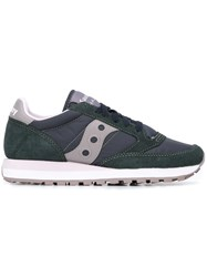 Saucony Lace Up Sneakers Green