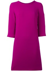 Goat 'Lola' Dress Pink Purple