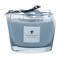 Baobab Vidra Scented Candle Limited Edition Reality Grey