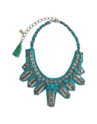 Virzi De Luca Necklaces Emerald Green