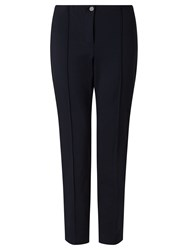 Gerry Weber Heavy Jersey Trousers Navy