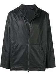 Salvatore Santoro Boxy Fit Jacket Black