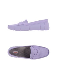Swims Moccasins Lilac