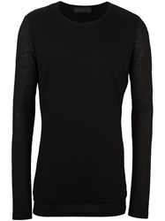 Diesel Black Gold 'Rick' Jumper Black