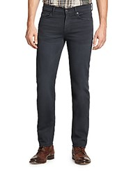 7 For All Mankind Straight Leg Stretch Jeans Driftwood