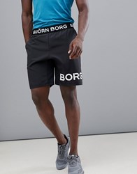 Bjorn Borg Logo Performance Shorts Black