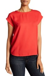 Vero Moda Punk Blouse Red