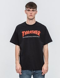 Thrasher Two Tone Skate Mag T Shirt