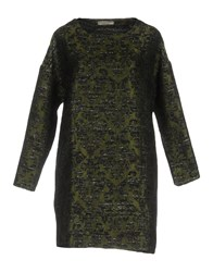 Lou Lou London Short Dresses Military Green
