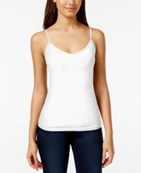 Energie Juniors' Rose Seamless Reversible Cami White