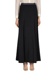 Theyskens' Theory Skirts Long Skirts Women Black