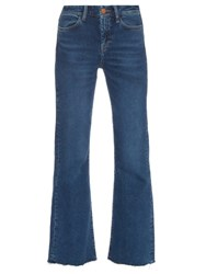 M.I.H Jeans Lou High Rise Flared Jeans Denim