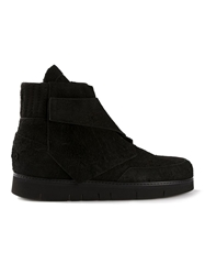 Alexandre Plokhov High Top Trainers Black