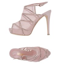 Rodo Footwear Sandals Women Light Pink