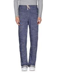 Oliver Spencer Trousers Casual Trousers Men Blue