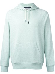 Carhartt Classic Hoodie Men Cotton Polyester L Green
