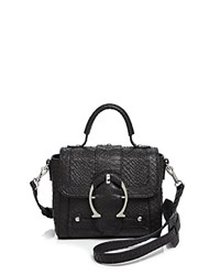 Etienne Aigner Eti Mini Satchel Black