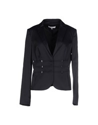 Mariella Rosati Suits And Jackets Blazers Women Dark Blue