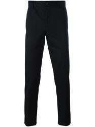 Stephan Schneider Slim Fit Trousers Blue
