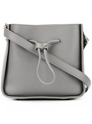 3.1 Phillip Lim Mini Soleil Crossbody Bag Grey