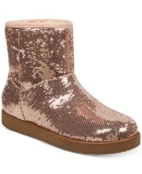 G By Guess Asella Boots Women's Shoes Rosegold
