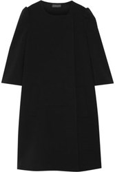 Crepe Coat Black