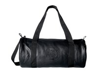 The Kooples Leather Sports Bag Black Bags