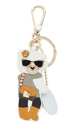 Furla Lady Blogger Key Ring Militare