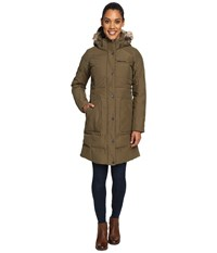 Marmot Clarehall Jacket Deep Olive Women's Coat