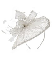 Coast Avril Fascinator Silver