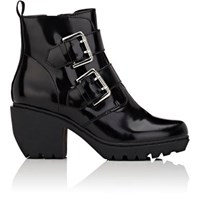 Opening Ceremony Women's Grunge Spazzolato Leather Boots Black