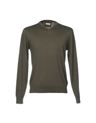 Altea Dal 1973 Sweaters Military Green