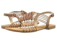 Not Rated Iron Gate Nude Women's Sandals Beige