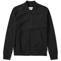 Reigning Champ Varsity Jacket Black