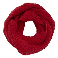Blue Blue Japan Red Moebius Loop Snood