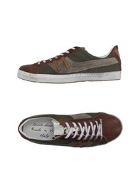 Daniele Alessandrini Footwear Low Tops And Trainers Men Cocoa