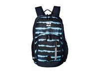 Billabong Command Pack Tie Dye Stripe Backpack Bags Black
