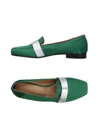 Luca Valentini Loafers Green
