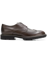 Tod's Classic Brogues Brown