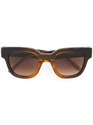 Sun Buddies 'Liv' Sunglasses Brown