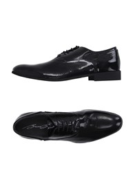 Bruno Bordese Footwear Lace Up Shoes Men Black