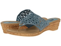 Spring Step Amerena Blue Women's Shoes
