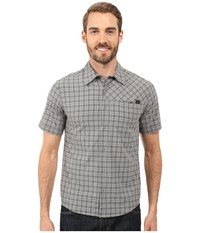 Outdoor Research Astroman S S Shirt Pewter Men's Short Sleeve Button Up