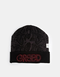 Cayler And Sons Cayler And Sons Greed Beanie Hat Black