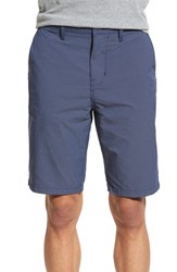Men's Hurley 'Dry Out' Dri Fit Chino Shorts Obsidian